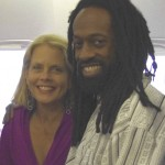 Valerie Bergman and Darryl Thomas